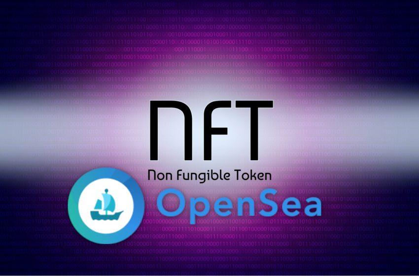 La plateforme NFT Opensea lève 23 millions de dollars