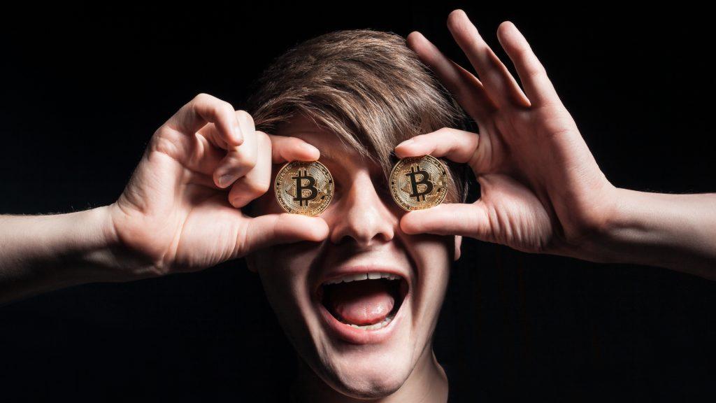 Euphorie sur le Bitcoin - 100 000 nouveaux utilisateurs chaque jour