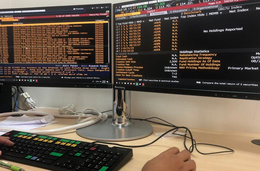 L'intégration de Cardano (ADA) au terminal Bloomberg questionne