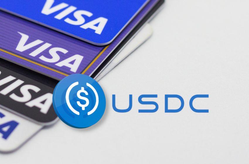 Visa veut intégrer une offre de paiement 100% crypto à son réseau