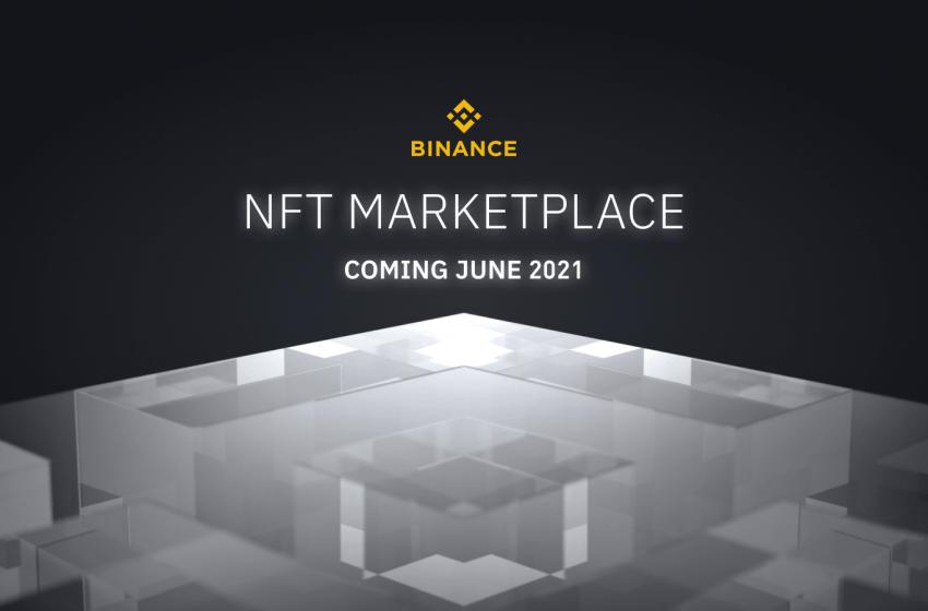 Binance ambitionne de lancer la plateforme NFT la plus performante du marché