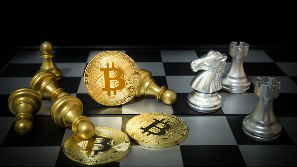 Bitcoin - La dominance du BTC à son plus bas niveau depuis 2018