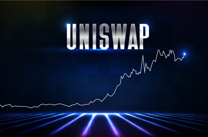 Uniswap – Nouvel ATH de 10 milliards de dollars en volume de transactions weekly