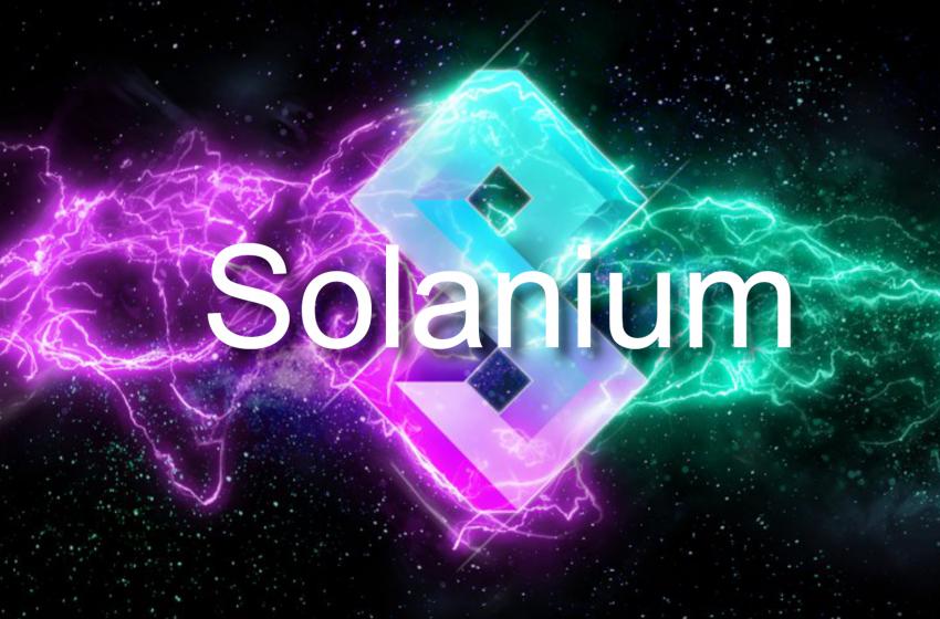 Airdrop Solanium (SLIM) – Comment en bénéficier et intégrer la whitelist ?