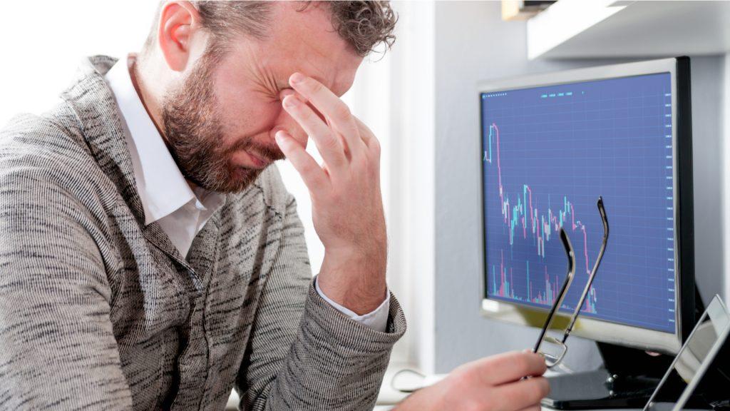 Correction du marché - Les nouveaux arrivants paniquent et perdent de l'argent