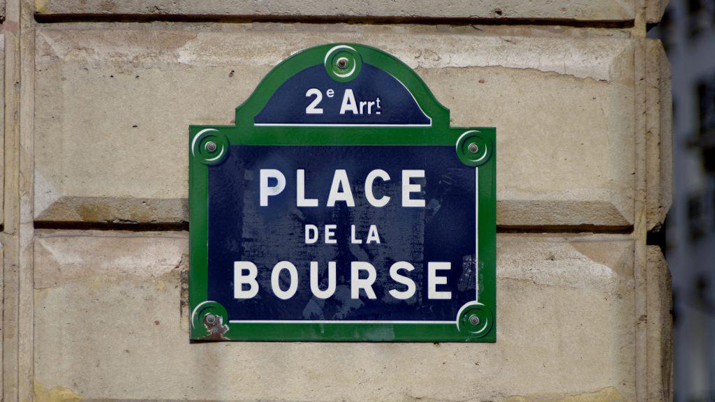 Bitcoin à la Bourse de Paris