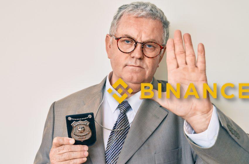 Binance face à une interdiction d'exercer du gendarme financier britannique (FCA) ?