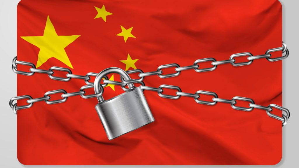 Chine censure exchange