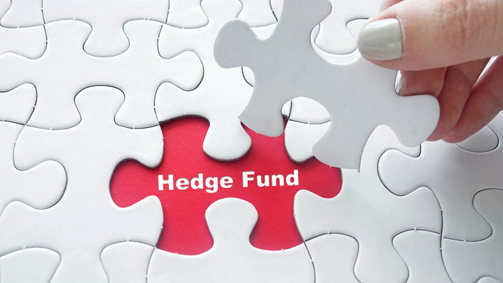 Hedge Funds crypto