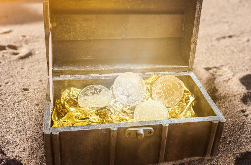 Le trésor en BTC et ETH des entreprises