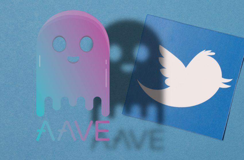 Aave annonce le prochain développement d'un Twitter version Ethereum