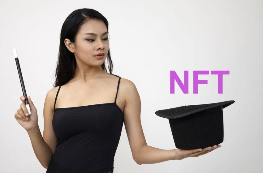 Alibaba (ou abracadabra ?) – Les NFTs chinois «ne sont pas des cryptomonnaies»