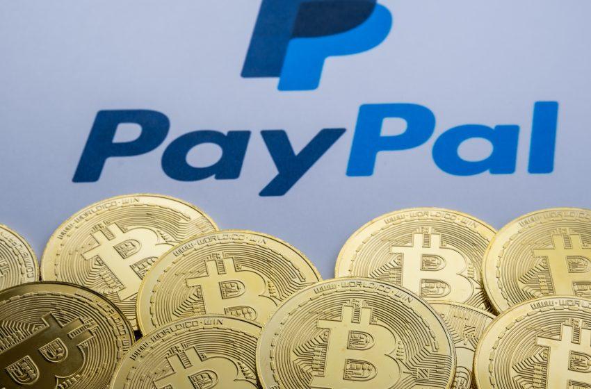 PayPal hisse la barre : nouveau plafond d'achat crypto fixé à 100 000 $/semaine