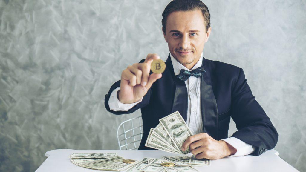 Goldman Sachs - Les ultra-riches souhaitent investir dans les cryptomonnaies