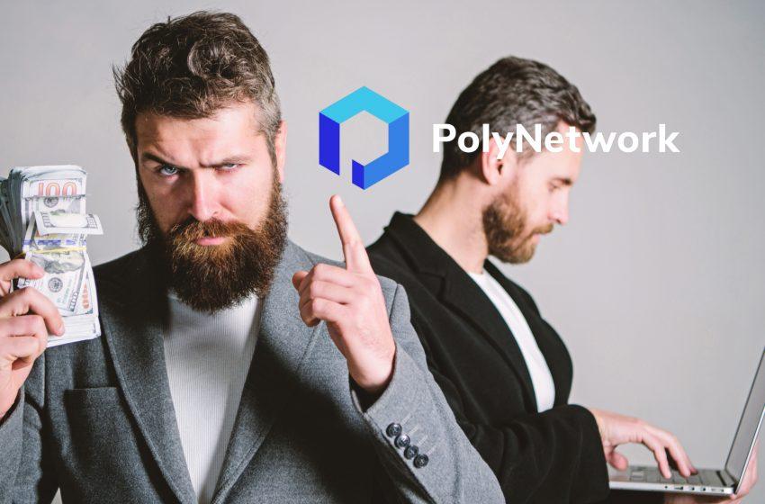 Poly Network – L'attaquant attaqué retourne (en partie) les 611 millions de dollars volés