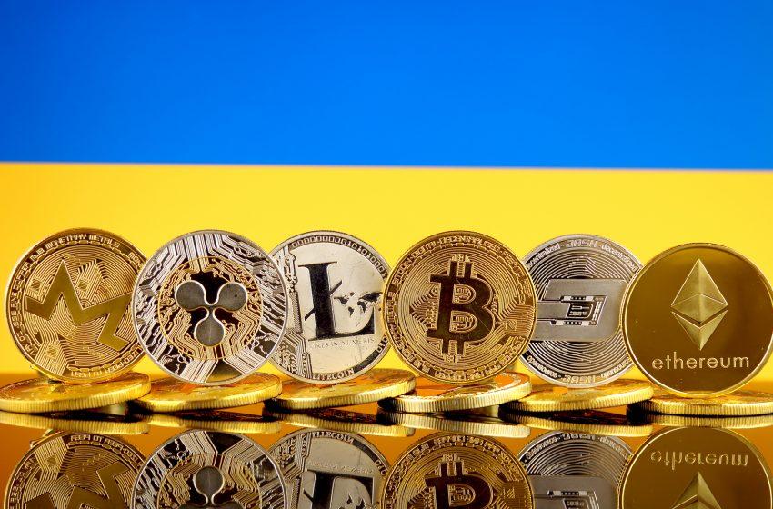 En Ukraine, les cryptos bientôt moyen légal de paiement