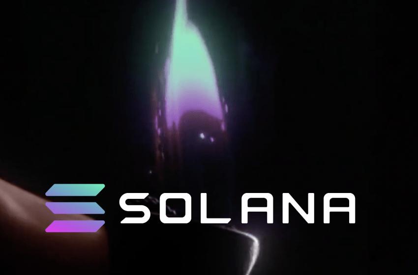Ignition Solana – La mystérieuse annonce qui fait exploser le SOL au-dessus de 100$