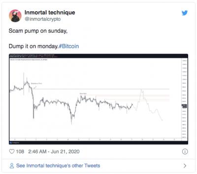 Bitcoin-pump-dump-baisse-8000$