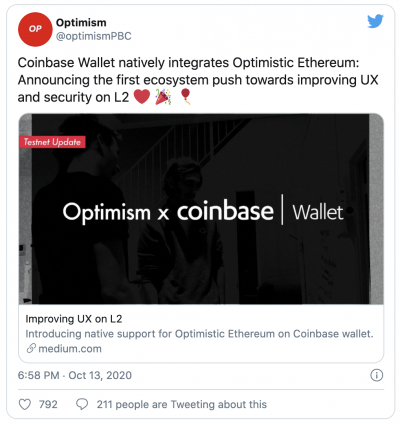 coinbase-wallet-optimism-protocole