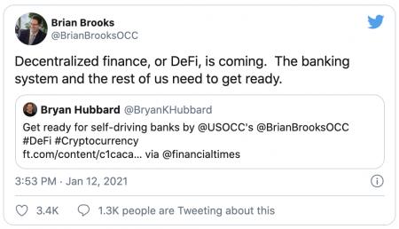 La DeFi est l'avenir de la finance