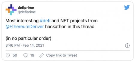 Le développement des jetons non fongibles NFT