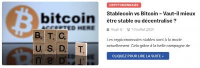 Vaut-il mieux être stable ou décentralisé ?