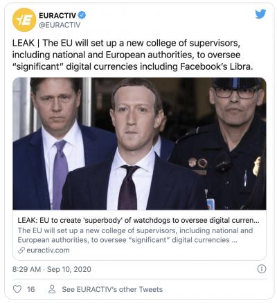 L'Union Européenne et les cryptomonnaies